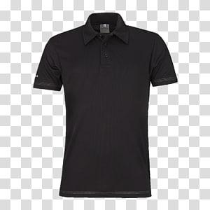 kaos polo hitam, kaos Polo T-shirt Ralph Lauren Corporation, kaos polo hitam png
