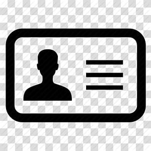 ilustrasi kartu, Ikon Komputer, Profil pengguna, Dokumen Identitas Grafik Terukur, Profil Ikon png