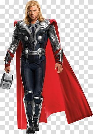 Ilustrasi Marvel Thor, Chris Hemsworth Thor The Avengers Captain America Iron Man, Avengers png