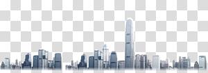 ilustrasi gedung pencakar langit, arsitektur kota gedung pencakar langit, bangunan kota PNG clipart
