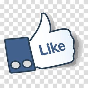 Tombol suka Facebook Simbol sinyal jempol, Ikon suka Facebook, suka Facebook png