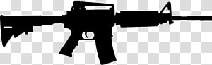 M4 carbine Airsoft gun Hop-up Metal, AR-15 Guns s PNG clipart