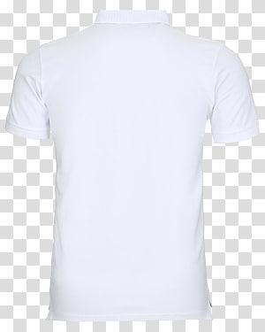 kaos polo putih, kaos Polo shirt Celana berenang Celana pendek Bermuda Putih, polo shirt png