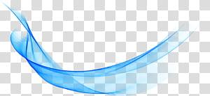 Biru, gelombang besar garis abstrak latar belakang, biru PNG clipart