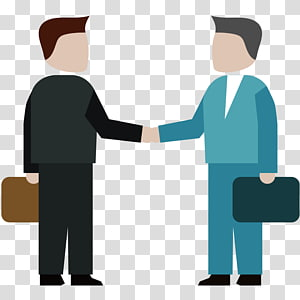 ilustrasi dua pria berjabat tangan, Ikon Pelatihan Profesional, Jabat Tangan Pengusaha PNG clipart