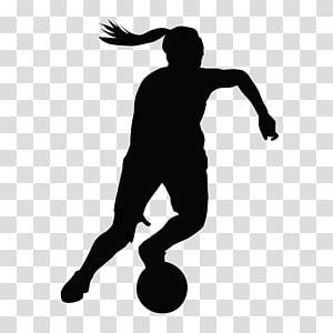 orang bermain seni bola, Siluet Wanita bola basket Wanita, tim bola basket PNG clipart
