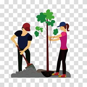 Pohon, Pria yang Menanam Pohon png