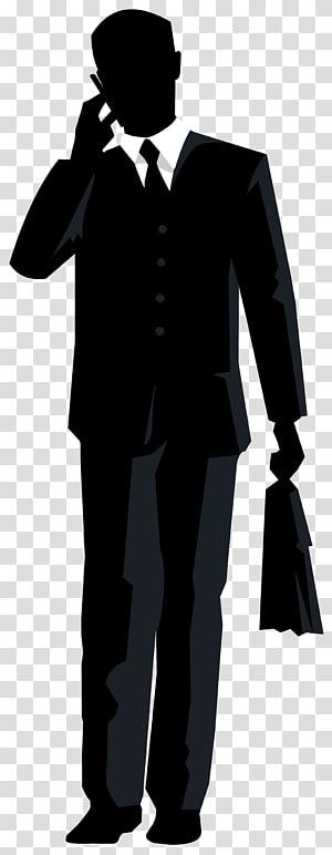 ilustrasi profil laki-laki,, Pengusaha Silhouette PNG clipart