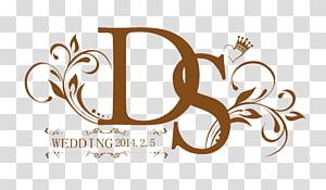 Logo pernikahan DS 2014, Logo undangan pernikahan, Logo pernikahan png