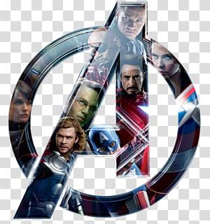 Kaos Thor Dicetak Iron Man, Avengers, Avengers png