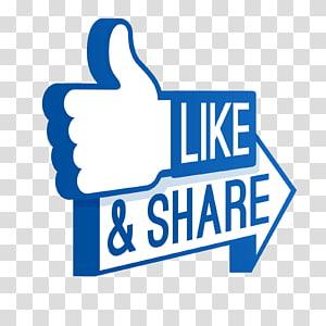 Suka dan bagikan Facebook, Ikon Facebook, Suka File Facebook png