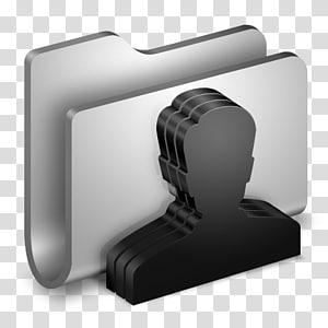 ilustrasi folder file, sudut perangkat keras multimedia, Grup Folder Logam png