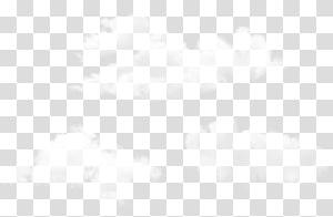Pola Titik Sudut Simetri Garis, Awan Set, tiga ilustrasi putih PNG clipart