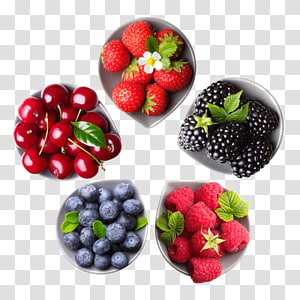 stroberi, ceri, blueberry, dan rasberi dalam mangkuk, Juice Strawberry Blueberry, Strawberry Blueberry PNG clipart