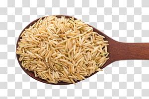 Nasi merah Makanan organik Sereal Basmati, beras png