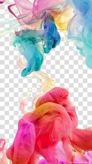 asap berwarna-warni, asap, ilustrasi asap warna-warni png