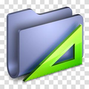 ilustrasi folder abu-abu, font sudut ikon komputer, Aplikasi Folder Biru png