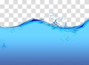 badan air, Langit, air png