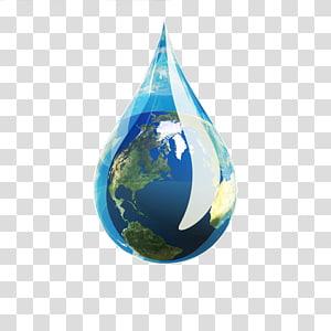 Ilustrasi tetesan air tanah, Setetes air png