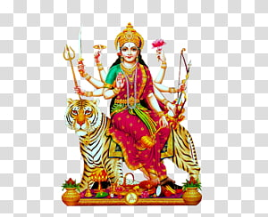 Ilustrasi dewa Hindu, Durga Puja Mariamman Devi, Dussehra png