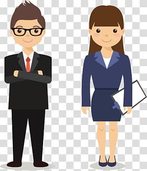 ilustrasi pria dan wanita, File Komputer Adobe Illustrator Euclidean, Pasangan pengacara PNG clipart