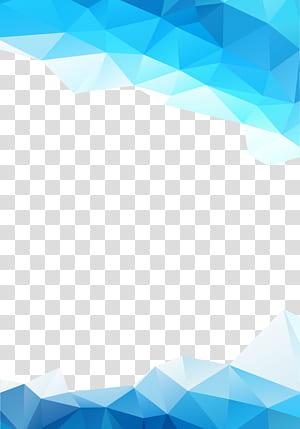 Biru, Biru grafis abstrak, latar belakang biru PNG clipart