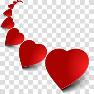 Hari Valentine SMS Wish Hindi Love, Love dapat digunakan untuk perbatasan dekoratif, ilustrasi hati merah png