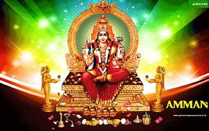 Poster Dewa Hindu, Kuil Meenakshi Amman, Mariamman, Dewa Durga Lakshmi, Durga Maa png