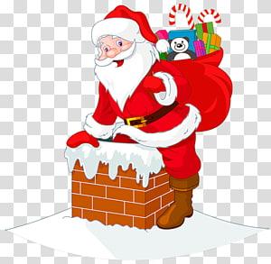 Sinterklas, Sinterklas Sinterklas Natal, Santawith Chimney Cipart png