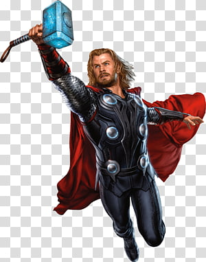 Marvel Thor, Marvel Super Hero Squad Thor Marvel Cinematic Universe, Avengers png
