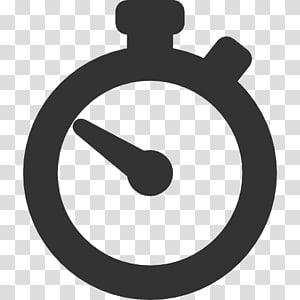 ikon stopwatch, Waktu Ikon Komputer, Timer Sederhana png