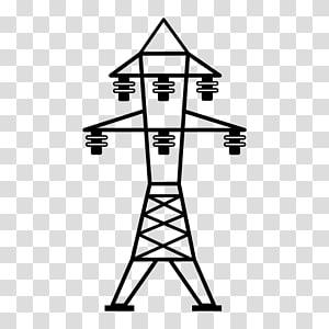 Menara transmisi Listrik Saluran listrik overhead Transmisi daya listrik Tegangan tinggi, tegangan tinggi png