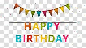 Ilustrasi Selamat Ulang Tahun, streamer Pesta Ulang Tahun Serpentine, Selamat Ulang Tahun dengan Streamer png