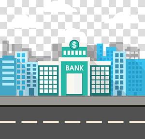 ilustrasi gedung bank hijau, Sejarah Perbankan: Sejarah Perbankan dan Bagaimana Dunia Keuangan Menjadi Seperti Saat Ini Buku Pegangan Oxford tentang Perbankan dan Sejarah Keuangan Perbankan online, gedung-gedung kreatif di gedung bank png