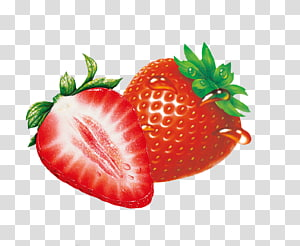 buah stroberi, jus Strawberry Aedmaasikas Amorodo, Strawberry PNG clipart