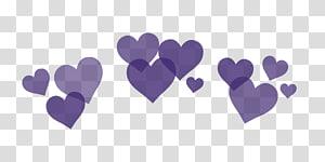 Filter grafis penyuntingan stiker, latar belakang ungu png