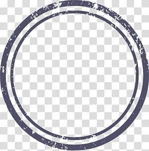 Ikon Jam, batas lingkaran biru gelap, permainan tebak logo PNG clipart
