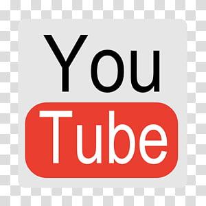 Logo Youtube, merek teks area, Media youtube png