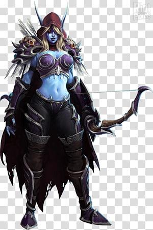 Warcraft Traxex, Konsep Pahlawan Badai art BlizzCon Character, dunia warcraft png
