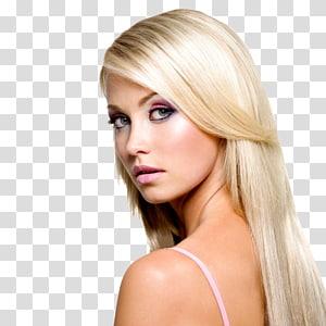 perempuan rambut pirang, agen Model Kecantikan Rambut Kosmetik, Model Rambut PNG clipart