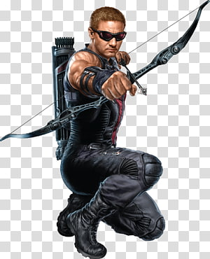 Ilustrasi Hawkeye of Marvels, Stan Lee Clint Barton Black Widow Phil Coulson The Avengers, Hawkeye png