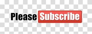 Silakan Berlangganan logo, YouTube, youtube png