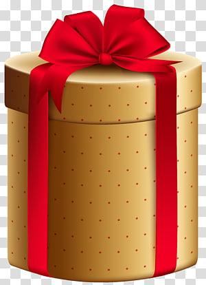 ilustrasi kotak hadiah putih dan merah, Kertas Kotak Hadiah, Kotak Hadiah Emas Merah png