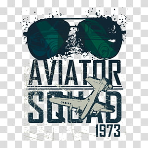 Poster Aviator Squad 1973, T-shirt Handbag Clothing, T-shirt png