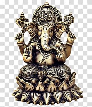 gGanesh figurine, Ganesha Ganesh Chaturthi Desktop Dewa Hindu, ganesha png