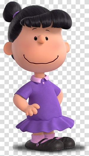 Violet Gray Charlie Brown Patty Snoopy Lucy van Pelt, yang lain png