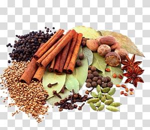 berbagai makanan, masakan India Campuran rempah-rempah, campuran Masala Spice, memasak png