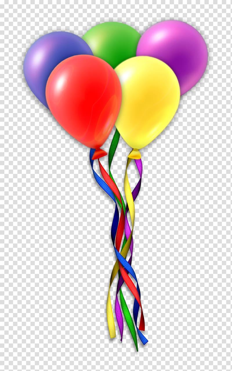 Kue Ulang Tahun, Hadiah Balon, Balon png