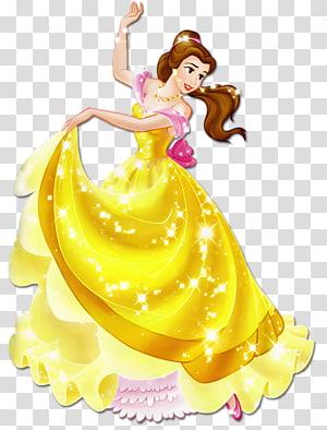 Putri Salju Belle Ariel Princess Aurora Beast, Beautifully Princess, Belle dari Beauty and the Beast png