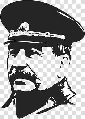 wajah pria, Uni Soviet, Stalin png